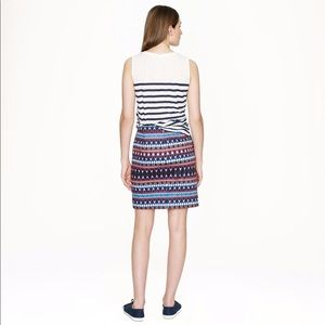 J. Crew gemstone skirt